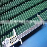 Guangzhou OEM&ODM gear rack flexible Nylon injection PA66 gear rack and pinion manufacturer