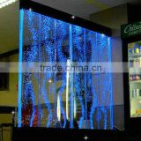 LED acrylic bubble wall bubbling water fountain seagrass wall decoration                                                                         Quality Choice