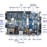 ODM/OEM Cortex-A9 ARM CPU Board Support Linux/Android