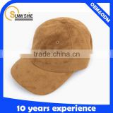 high quality suede baseball cap plain cap and hat man                                                                         Quality Choice