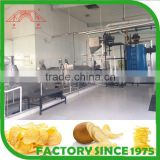 Fresh Potato Chips Processing machinery