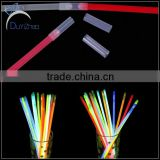 Multi color hot glow stick, led color flashing bracelet lighting flash sticks festival item