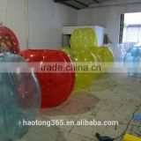 Colorful inflatable bumper ball, giant hamster ball,inflatable body bumper ball for kid and adult