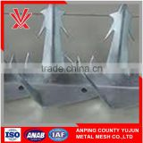 China manufacturer security anti bird wall spikes