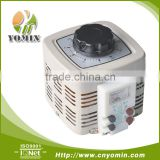Manufacturer TDGC2-0.5 Single Phase Regulator , Electrical Voltage Regulator Variac 500VA /