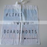Environmentally Friendly Unique Thick Multicolor PE Gravure printing Crecyclable Shopping bag