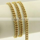 2014 Latest New Gold Chain Designs For Men Metal Chain Necklaces MLCC007