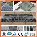 High Quality Heavy duty galvanized PVC coated steel grating fence (factory price) (ISO certification)
