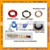 Car Amplifier Wiring Kit 8GA Wiring kits BOSS WIRING KIT