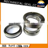 spring energized grease single face mechanical seal