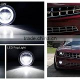 LED DRL Daytime Fog Lights for Camaro 2011 2013 2012 Camaro LED Fog light kit LED DRL Kit + Fog Lamp for Chevrolet 11-13