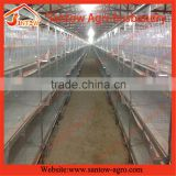 Durable Broiler Battery Cage / Layer Chicken Battery Cage / Automatic Poultry Layer Cages System
