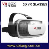 "Hot Selling 3D Video Virtual Reality VR Glasses Universal for 3.5''~6.0"" Mobile Smart Phone"