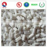 ABS bulk plastic pellets with 32% Oxygen index Non-flammable plasitc / Flame retardant ABS plastic virgin plastic granules