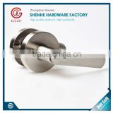 2016 New Tubular zinc alloy lever lock door lever lock lever door handle interior door latch types