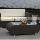 1	Poly rattan bar sets (2 armchair, 1-3 seater sofa, 1 table)