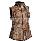 new 2016 apparel new product winter clothing sexy windbreaker jacket women Women's Pro Edition Full Zip Hunting Vest