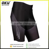 Custom-made cycling shorts, custom cycling jersey set, with very good price gel padded cycling shorts