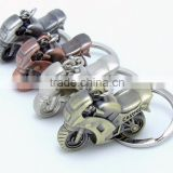 2015 heterotype mini motorbike shaped keyrings promotional /manufactures batman keychain metal