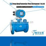 High quality water flow meter with pulse output (CE approved)