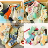 All kinds of baby socks yarn ; children colorful socks yarn ; hot sell mechanical covered yarn for Korea market