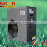 China manufacter household air to water heat pump water bath tub water heater with wilo pump
