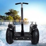 new 1000w*2 19 inch off road big wheel self balance electric skywalker scooter with led light ,and remote
