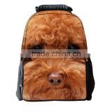 Hot new factory wholesale animal lunch bag pupils backpack foreign trade children's bag of environmental protection and