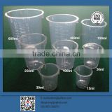 wholesale measuring cup plastic measuring beaker cup