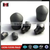 OEM&ODM high hardness tungsten carbide rock button bits for chisel bit auger mining tools DTH bits