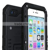 Hot Sale Mobile Phone Housing Waterproof Case for iPhone 6 6S Metal TPU Shockproof Cases Cover From China Supplier