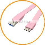 1M Micro USB 3.0 Data Charger Cable for Samsung Galaxy Note III 3 N9000 External HDD from Dailyetech