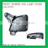 000718 hiace 2011 spare parts quantum fog light cover black fog lamp cover for hiace 2011