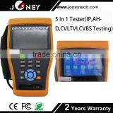 "Newest 4.3 ""ipc tester IP camera AHD/CVI/TVI/SDI hd-tvi tester cable tester support test wifi camera"