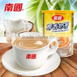 instant coconut milk tea drinks/ canned coconut milk tea 450g