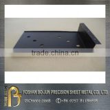 China suppliers cnc machinery customized ISO90012008 certified stamping metal chassis, bending metal chassis