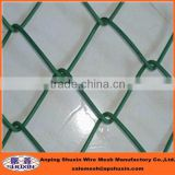 chain link fence for portable privacy fence