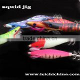 Chinese newstyle luminous japanese baited squid jigs