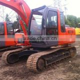 Used crawler Excavator Hitachi ZX120 for sale in China, hitachi 12 ton digger for sale