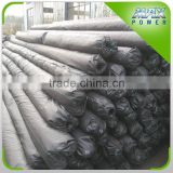 New HDPE weed control fabric for garden
