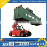 containers 45 ton reach stacker RSH4532 with good price for sale