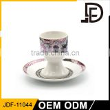 Wholesale Turkish coffee set,Antique japanese porcelain coffee set, Coffee cup plate set