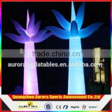 High Quality LED Colorful Outdoor Advertising Inflatable Light Inflatable Portable Stage Light Wedding Use Decoration