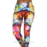 Hot sales Anti-UV seamless sport yoga pants leggings with custom logo