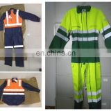 2014 Winter safety coverall