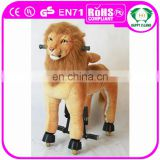 HI ASTM/CE standard baby ride on pony toy car