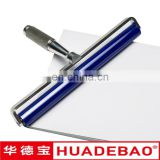 Dust clean tool sticky roller / sticky cleaning silicon roller