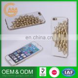 Hot Sell Oem Odm Cell Phone Accessory Wholesale Price Best Quality Tpu Phone Case For Iphone 6