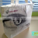 Nylon storage foldable bag for supermarket europe tote shopping bags with logo