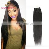 Youth Beauty Hair 2017 top quality 9A indian human virgin hair micro ring in silky straihght hair extension wholesale price